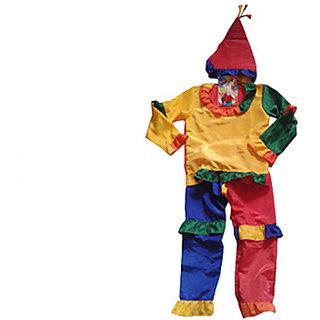 Joker Costume For Kids Very Popular In Fancy Dress