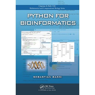 Python For Bioinformatics (Chapman & Hall/Crc Mathematical & Computational Biology)