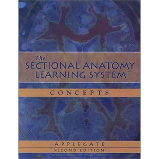 The Sectional Anatomy Learning System (2-Volume Set Includes Concerts And Applications)