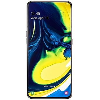 Samsung Galaxy A80 (Angel Gold, 128 GB)(8 GB RAM)