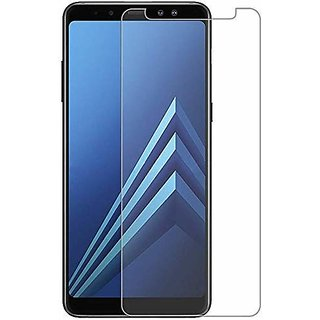 Tempered Glass Compatible for Samsung M30 Gorilla Tempered Glass 6D