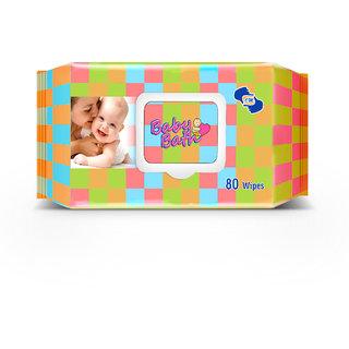 Om baby wipes with aloe vera - 1920 Pcs
