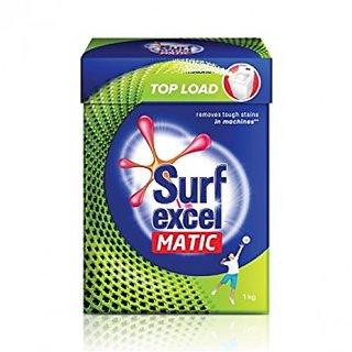 Surf Excel Matic Top Load Detergent Powder 1 kg