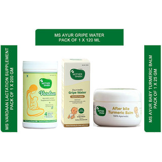 Mother Sparsh New mother lactation care healthy baby immunity boosting regime
