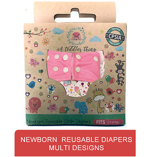 A Toddler Thing Ultra soft Skin comfy Newborn Reusable multidesign diaper cover