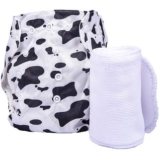 GOCHIKKO Reusable Washable Cloth With Insert Diaper Cover Adjustable for Insert(Standard Size)