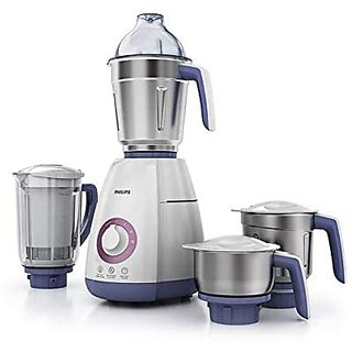 Philips Viva Collection HL7701/00 Mixer Grinder 750W 4 Jars (Elegant...
