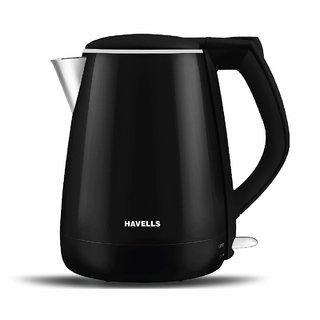 Havells Aqua Plus 1.2 litre Double Wall Kettle Price