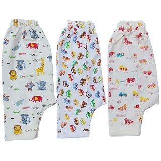 Mom's Pet Baby Diaper Legging Pack Of 3 For Baby Boys Baby Girls