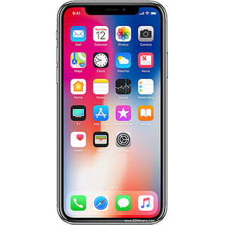 Apple IphoneX (3 GB,256 GB,Silver)