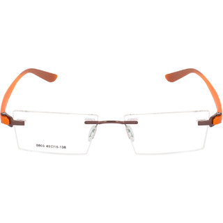Redex Rectangle Spectacle Frame 592