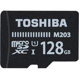 Toshiba M203 128  GB MicroSD Card Class 10 100 MB/s Memory Card