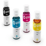 Brand New Hp Gt 51  amp; Gt 52 Multi Color Ink  Black, Magenta, Yellow, Cyan