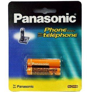 Panasonic 2x AAA 1.2V 830Mah Rechargeable Battery for Cordless Phone...