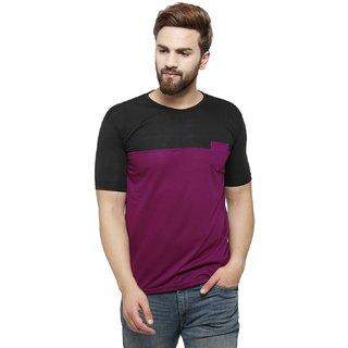 Rico Sordi Men's Multi color round pocket t-shirt 8