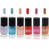 Set of 6 Nail paints  Belle Paris