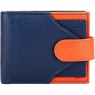 WildHorn WH553 Blue mens wallet