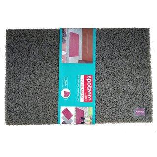 Spotzero Door mat Milton / Original Doormat Milton / Soft Doormat (Pack of 2) (Assorted)