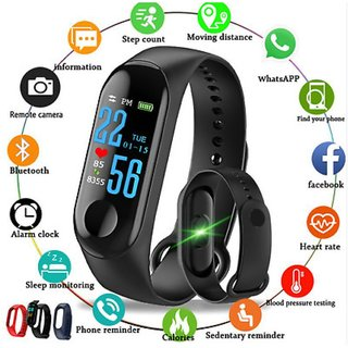 Grind sapphire M3 Intelligence Bluetooth Health Wrist Smart Band Watch Monitor/Smart Bracelet/Health Bracelet