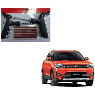 Auto Addict Car Tool Safety With 5 Strip Tubeless Tyre Puncture Repair Kit For Honda New Jazz