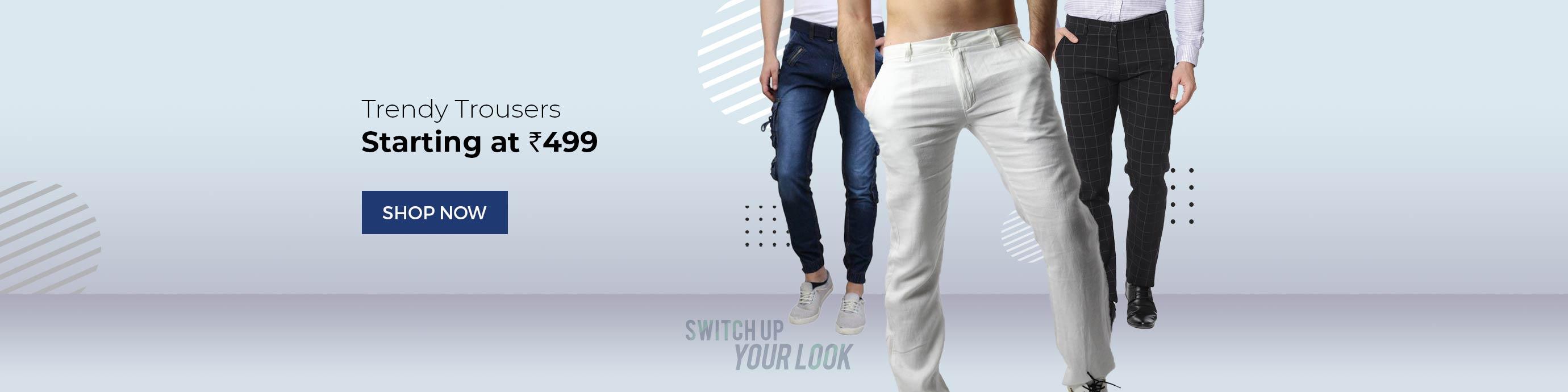 Best sellers in Trousers