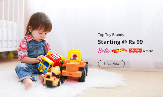 off on Toys & Games