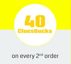 40 Cluesbucks - ShopClues