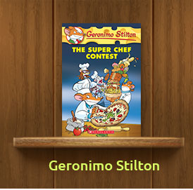 Geronimo Stilton - ShopClues