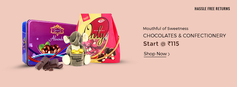 Chocolates Confectionery - ShopClues