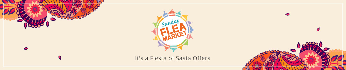 Sunday Flea Market-ShopClues