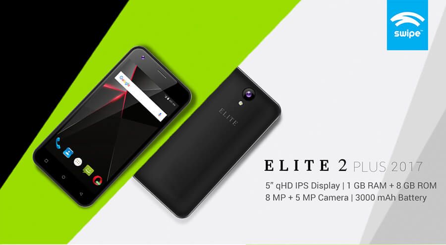 ShopClues - Swipe Elite2 Plus 2017