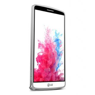 LG G3 METAL BUMPER SILVER
