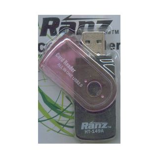 Ranz All in 1 Card Reader