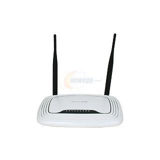 TP Link WL TL WR841N 300Mbps Router