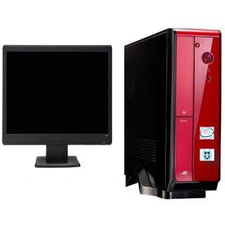 SHLR PYLON S4 Desktop  Intel 3rd Gen I3, 4 gb DDR3 RAM, 500 GB HDD, 18.5  Monitor