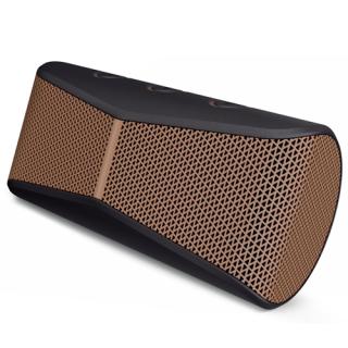 Logitech X300 Mobile Wireless Stereo Speaker Black Brown
