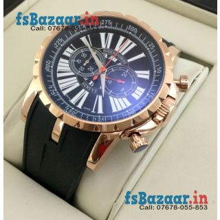 Roger Dubuis Chronograph Swiss Mens Watch