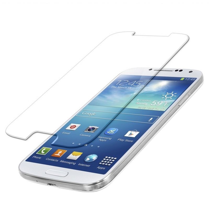 Galaxy Screen Guard For Apple I Phone 5/5s