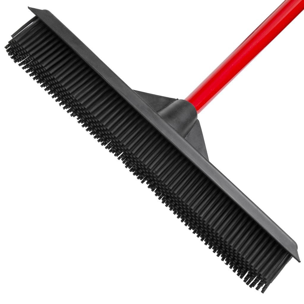 Clean Sweep Rubber Broom | Creative Products Ltd