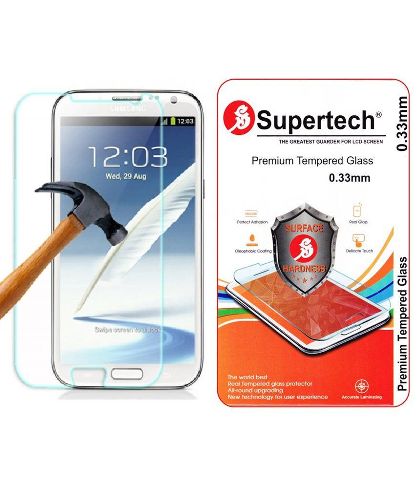 Premium Quality Tempered Glass for Samsung Galaxy Note 2 N7100