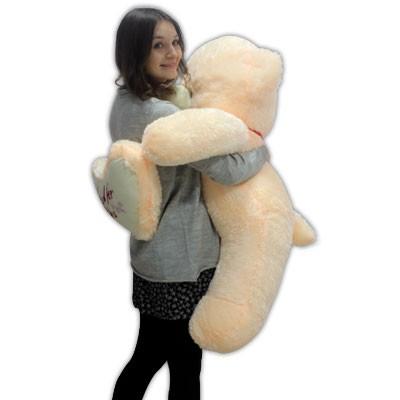 3feet Teddy bear,,animal,love,gift,birthday,for kids,Soft valentine,girlfrien