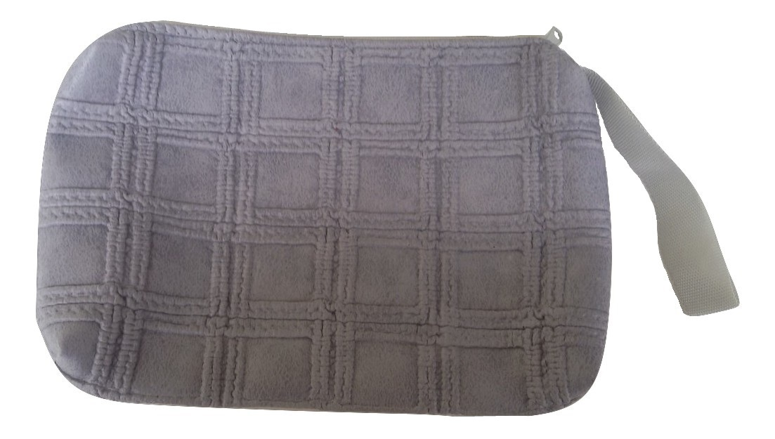 Viva Fashions Multipurpose Cosmetic/accessories bag/Jewellery Pouch  Grey