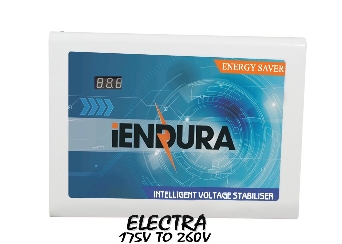 iENDURA ELECTRA VOLTAGE STABILIZER