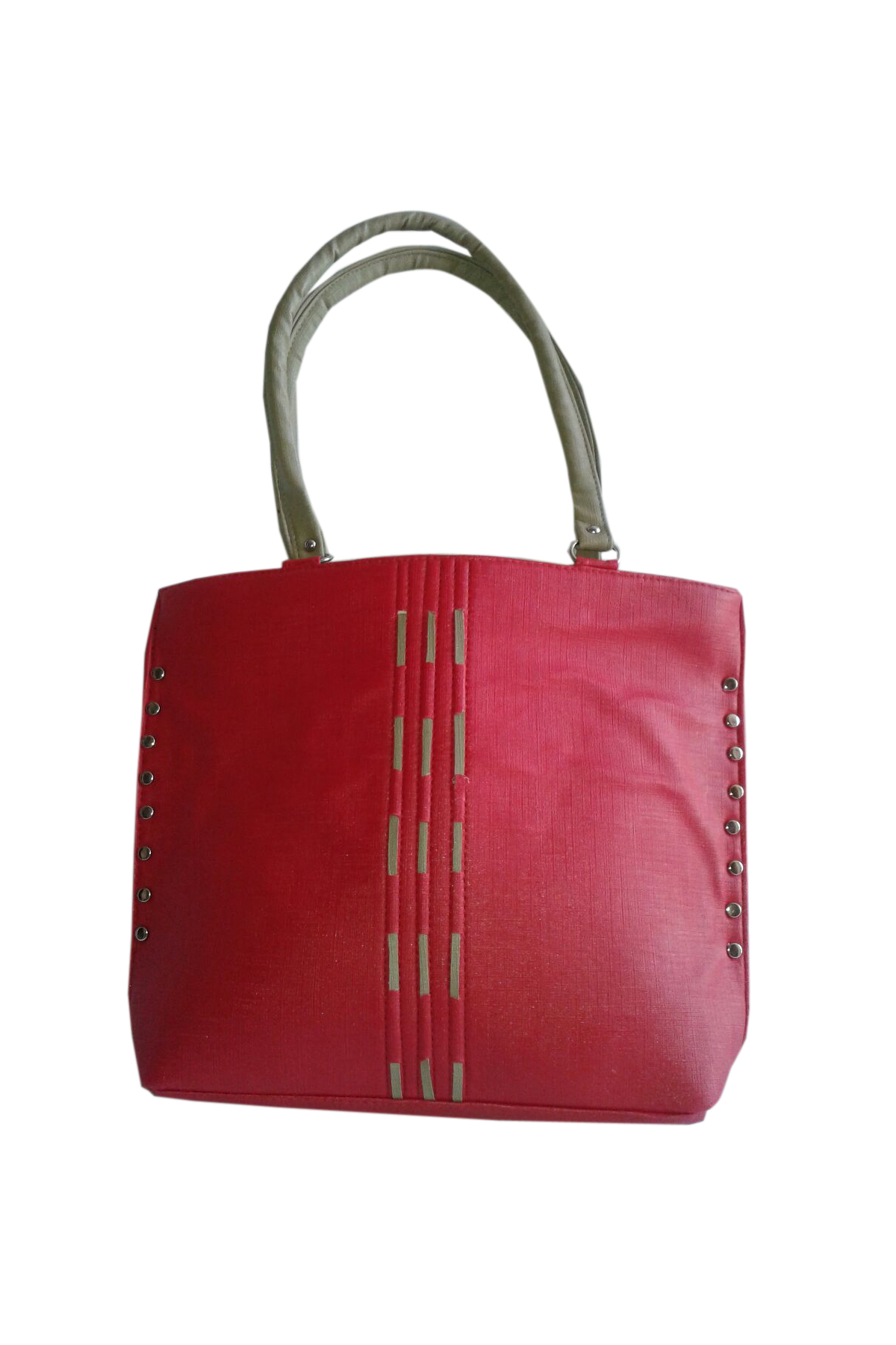 Hand Held Bag  RED