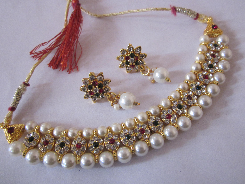 Top 25 Indian Antique Jewellery Designs For Women