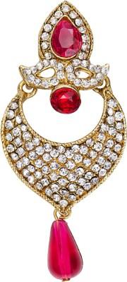 Mitthi Jewels Traditional Earrings Alloy Chandbali Earring