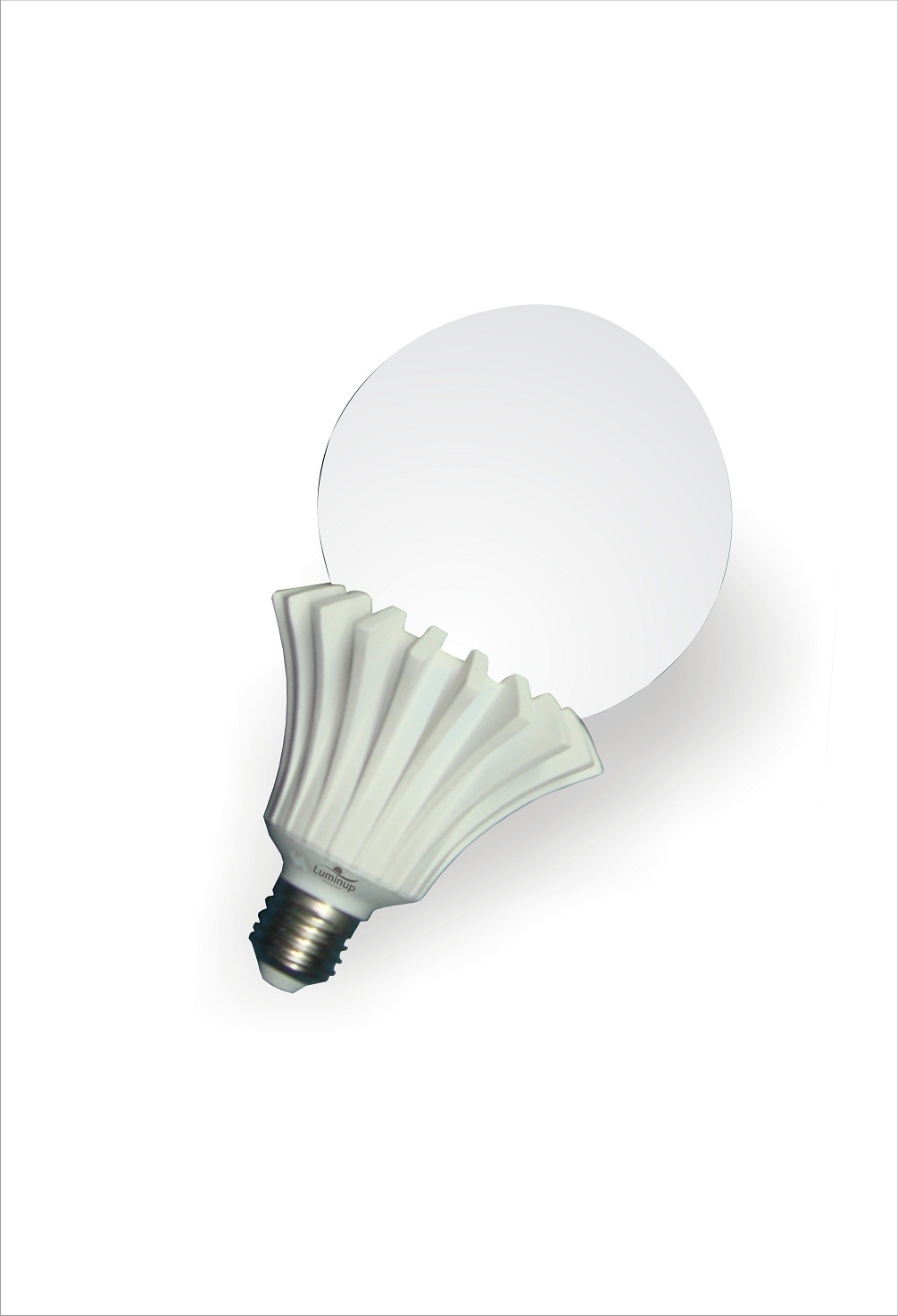 LED 12W Glass Bulb Image