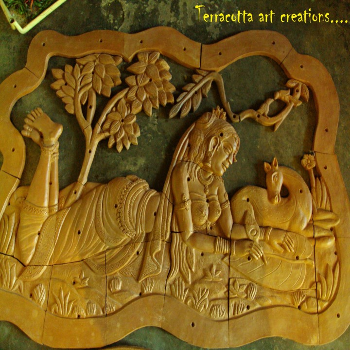 Amazing Terracotta Wall Art Pictures Inspiration - Wall Art Design ...