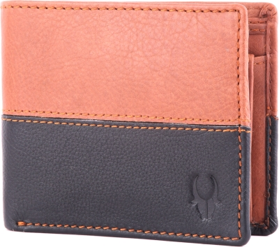 Wildhorn Men Casual, Formal Brown Genuine Leather Wallet  5 Card Slots