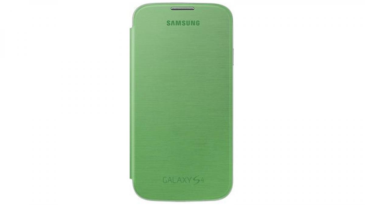 Samsungs official Galaxy S4 flip case cover